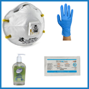 COVID-19 Infection Prevention Kit ***1 PER CUSTOMER***