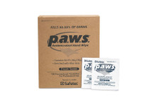 p.a.w.s.® Antimicrobial Hand Wipes 66.5% ethyl alcohol  and enriched with aloe vera