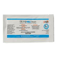"""Micro-Kill Bleach Germicidal Bleach Wipes 7"""" x 8"""", 50/BX"""