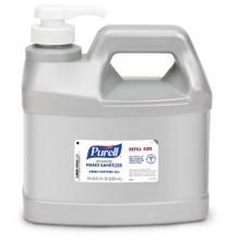 Hand Sanitizer Purell® Advanced Green Certified 64 oz. Ethyl Alcohol Gel Dispenser Refill Bottle