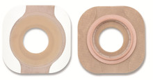New Image Pre-Sized Flextend Skin Barrier, Floating Flange, with Tape,14708