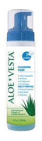 325208 Aloe Vesta Cleansing Foam 8 ounces