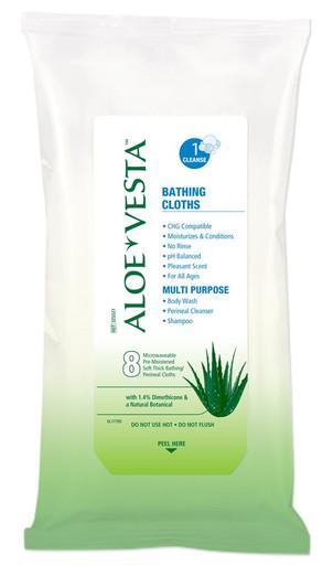 325521 - Aloe Vesta® Bathing Cloths