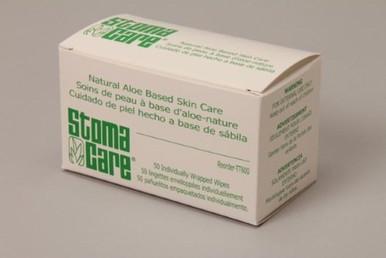 TRTT600, Stoma Care Peristomal Skin Wipes