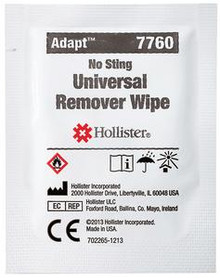 Hollister® Adapt No Sting Adhesive Remover Wipes