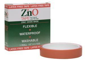 """ZinO Tape 1/2"""" x 5 yards"""
