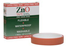 "ZinO Tape 1/2"" x 5 yards"
