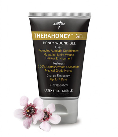 TheraHoney Gel Honey Dressing 1.5 Ounce Tube