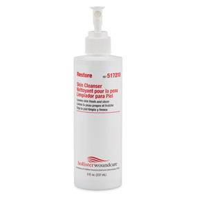 Hollister Restore® Skin Cleanser 8 ounce, 517210