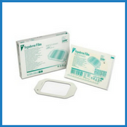 "1626W Tegaderm Transparent Dressing 4"" x 4-3/4"""