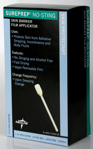 Sureprep No-Sting Skin Protectant Applicator