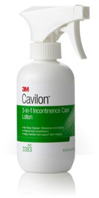 3383 Cavilon 3-in-1 Incontinence Care Lotion Spray 8 ounce