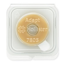 "7805  2"" diameter 4.5 mm width. Hollister Adapt Barrier Rings (flat) by Hollister.  An essential ostomy accessory to protect skin around the stoma and extend appliance wear time."