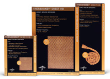 "TheraHoney HD Manuka Honey Wound Dressings 4""x5"""