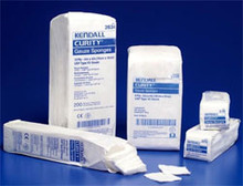 "Curity™ Nonsterile Gauze Sponge 4""x4"" 16 ply"
