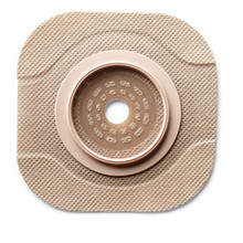 "Hollister New Image CeraPlus Flat Skin Barrier (Cut-to-Fit) 11202, Flange Size: 1-3/4"", For Stomas Up to 1-1/4"" (32mm)"