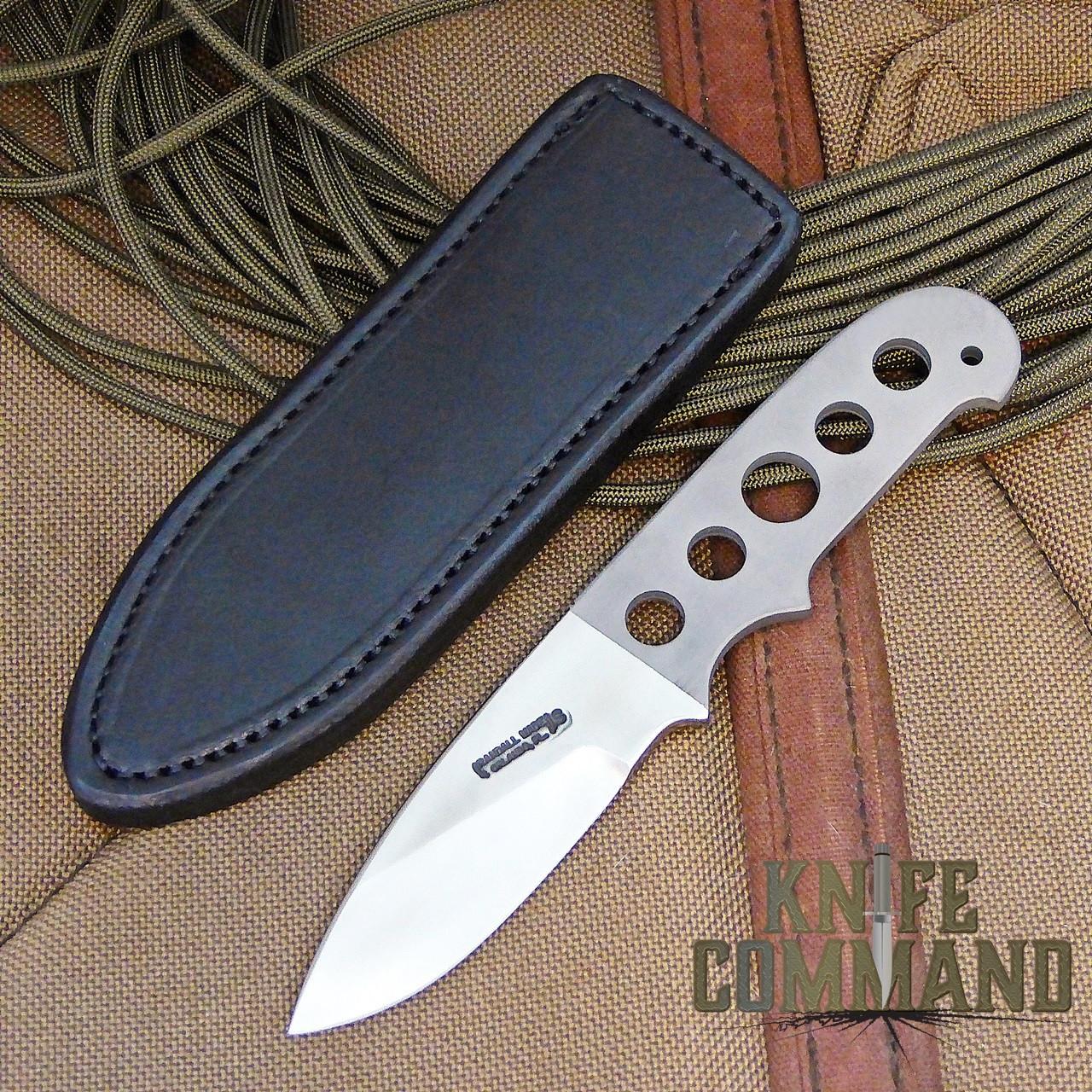 Randall Made Knives Triathlete Knife.  Nice black sheath.