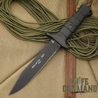 Eickhorn Solingen Wolverine German Expedition Knife.  German made knife for the outdoors.