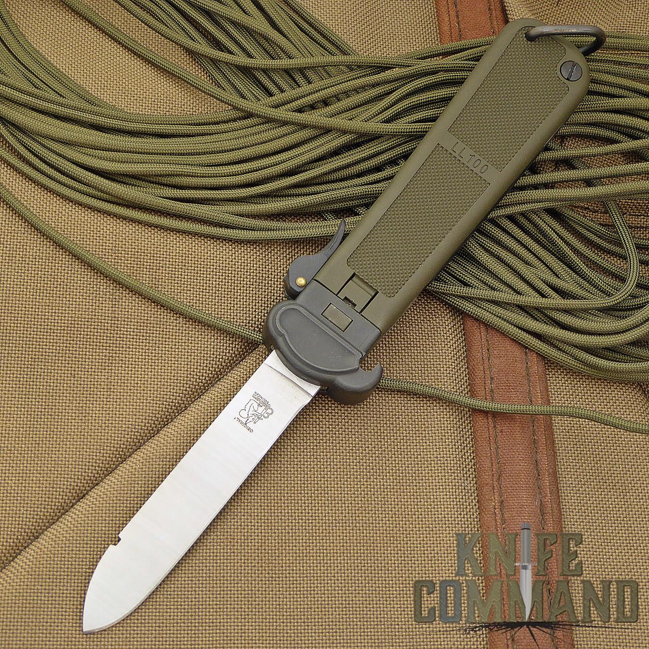 Eickhorn Solingen LL100 Paratrooper Knife.  Updated version of famous LL80 knife.