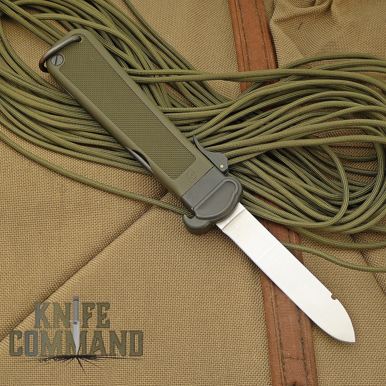 Eickhorn Solingen LL100 Paratrooper Knife.   Genuine Solingen knife.