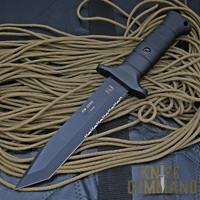 Eickhorn Solingen KM 2000 Combat Knife.  Upgraded design and steel.