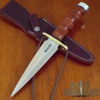Randall Made Knives Custom Model 13 Small Arkansas Toothpick Knife.  Rare options.