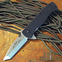 Emerson CQC-7F Flipper Tactical Folding Knife.  Now available with  154CM blade.
