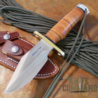 Randall Made Knives Model 19 Bushmaster Knife Combat Special.  Ready for extreme duty.