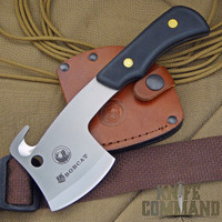 Knives of Alaska Bobcat Mini Hatchet 00960FG.  A super versatile tool.