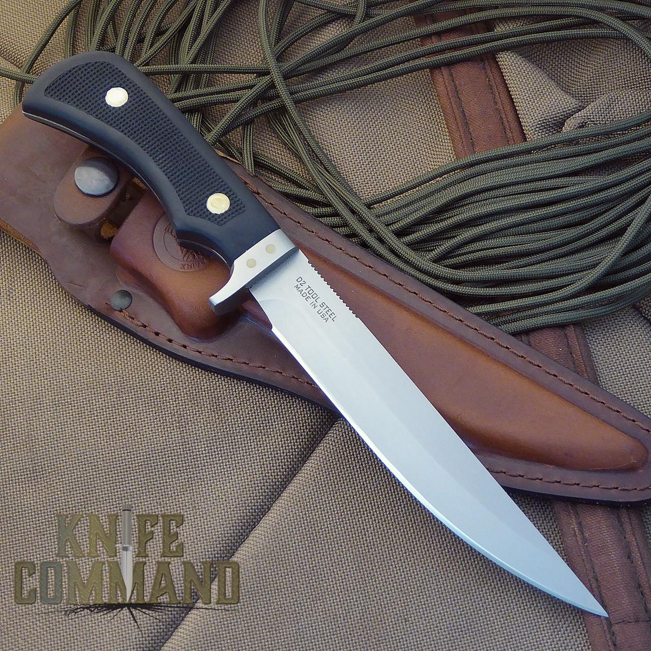 Knives of Alaska Boar Hunter Hunting Knife.