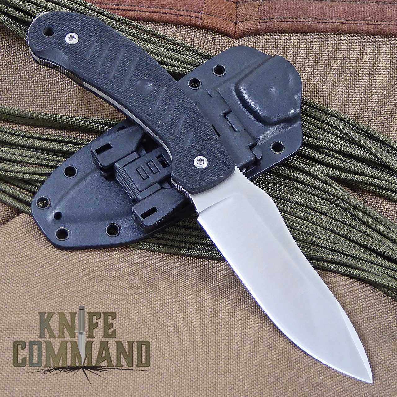 Blade Tech N'yati Fixed Blade.  A superior fixed blade for outdoors or duty applications.