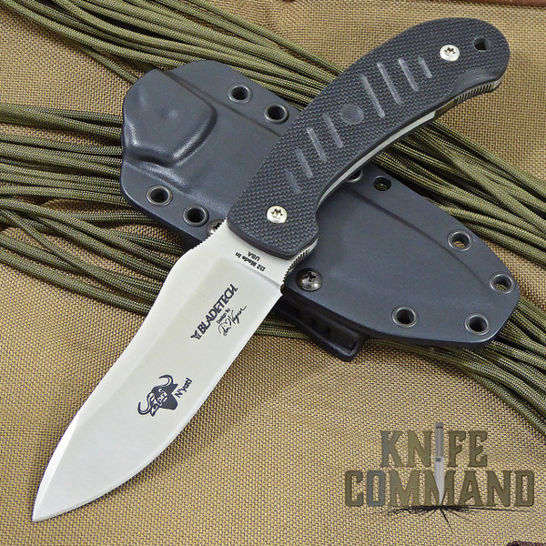 Blade Tech N'yati Fixed Blade.  Tim Wegner design.