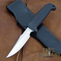 G Sakai Wicky Large Bird and Trout Hunting Knife 10329.  ATS-34 blade and kraton handle.