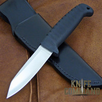G Sakai Wicky Chinu Large Hunting and Fishing Knife 10331.  ATS-34 blade and kraton handle.