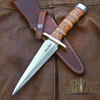 Randall Made Knives Custom Model 13 Small Arkansas Toothpick 14 Grips Knife.  Stainless steel and options.