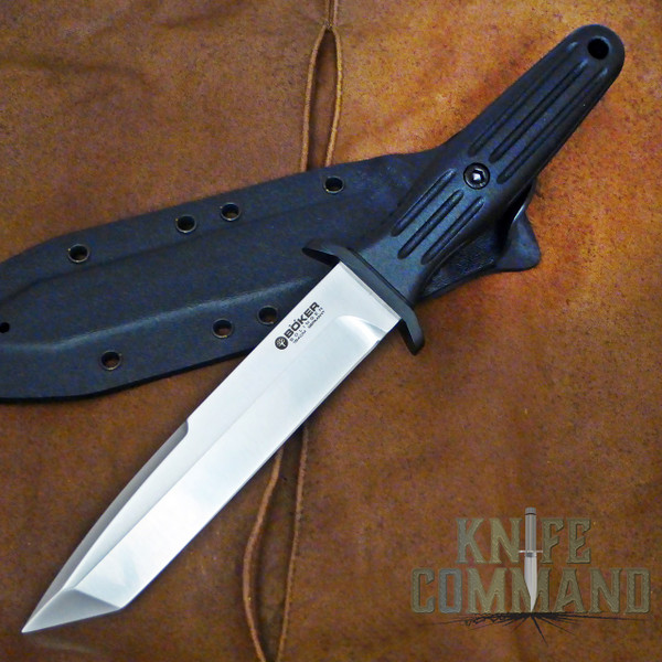BOKER SPECIAL RUN APPLEGATE TANTO KS FIXED BLADE KNIFE 125543.  Limited Edition of only 199 pieces.