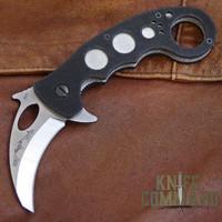 Emerson Combat Karambit Flipper Tactical Folding Knife 154CM.  Flipper with GTC ball bearings.