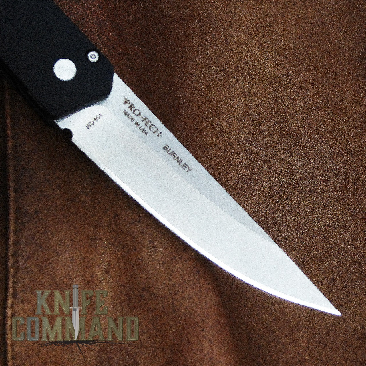 Boker Pro-Tech Burnley Kwaiken Automatic Knife Stonewash 06EX291.  154CM stainless steel.
