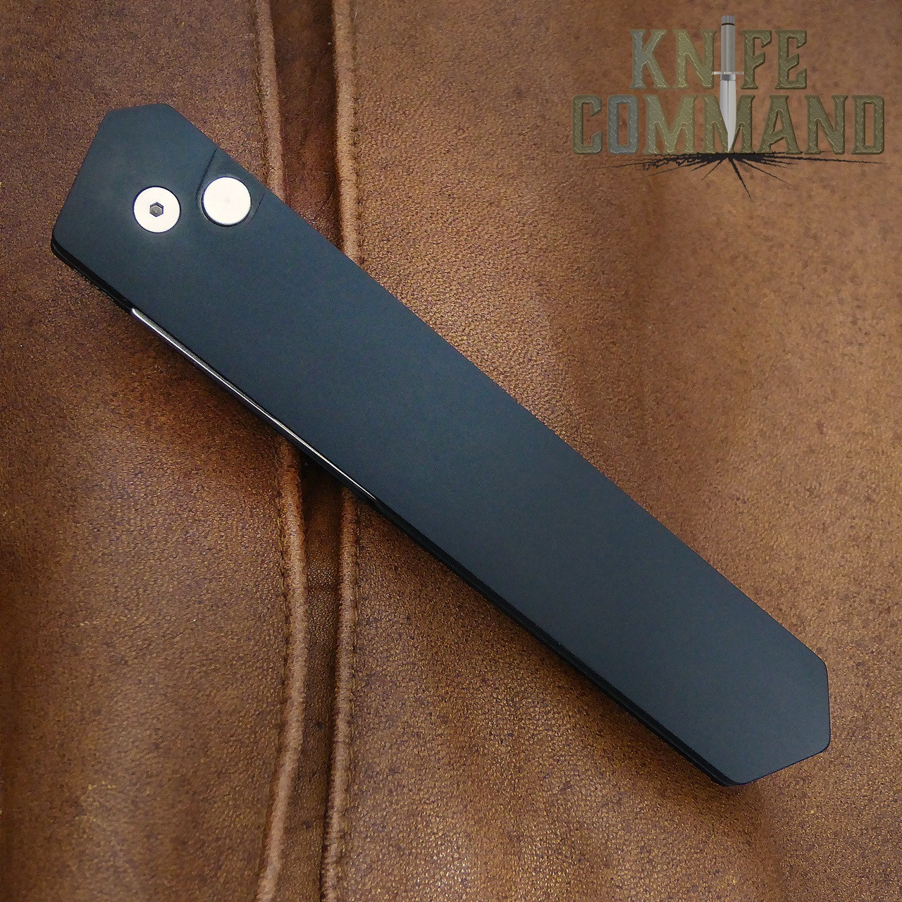 Boker Pro-Tech Burnley Kwaiken Automatic Knife Stonewash 06EX291.  Recessed blade fire button.