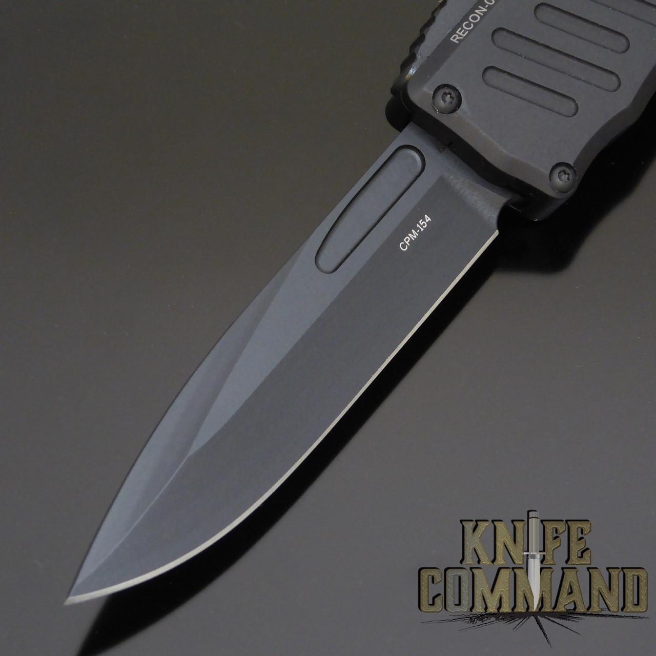 Elmax black blade.