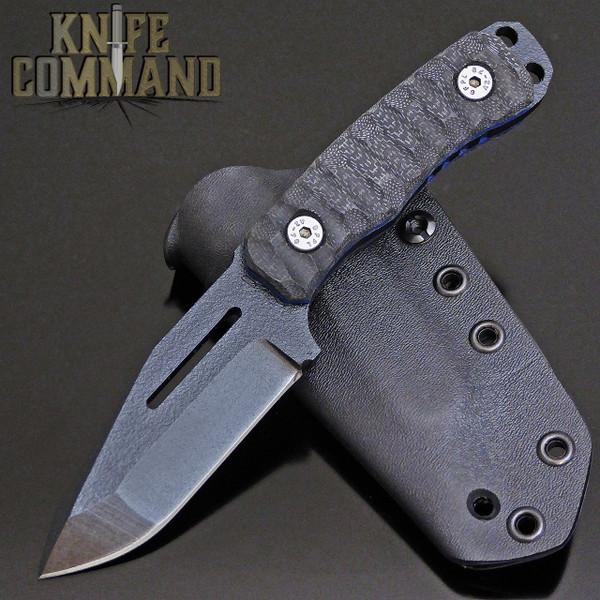Compound grind blade.