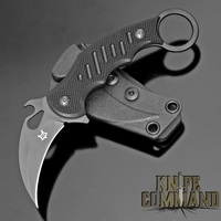Fixed blade fighter.