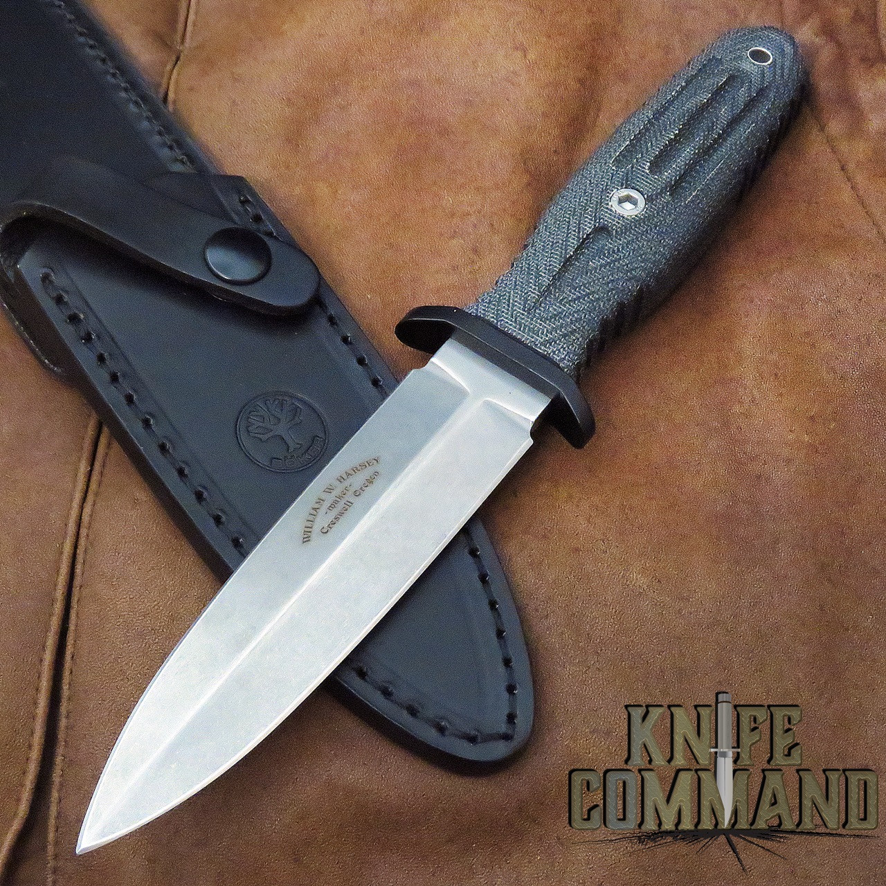 Boker Applegate-Fairbairn A-F 5.5 SW Harsey Combat Knife 123604