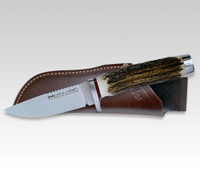 "Linder Solingen Champ 1 Stag Hunting Knife 3-1/2"" ATS-34 105009"