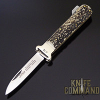 Hubertus Solingen Stag Hunting Shell-puller Field Knife