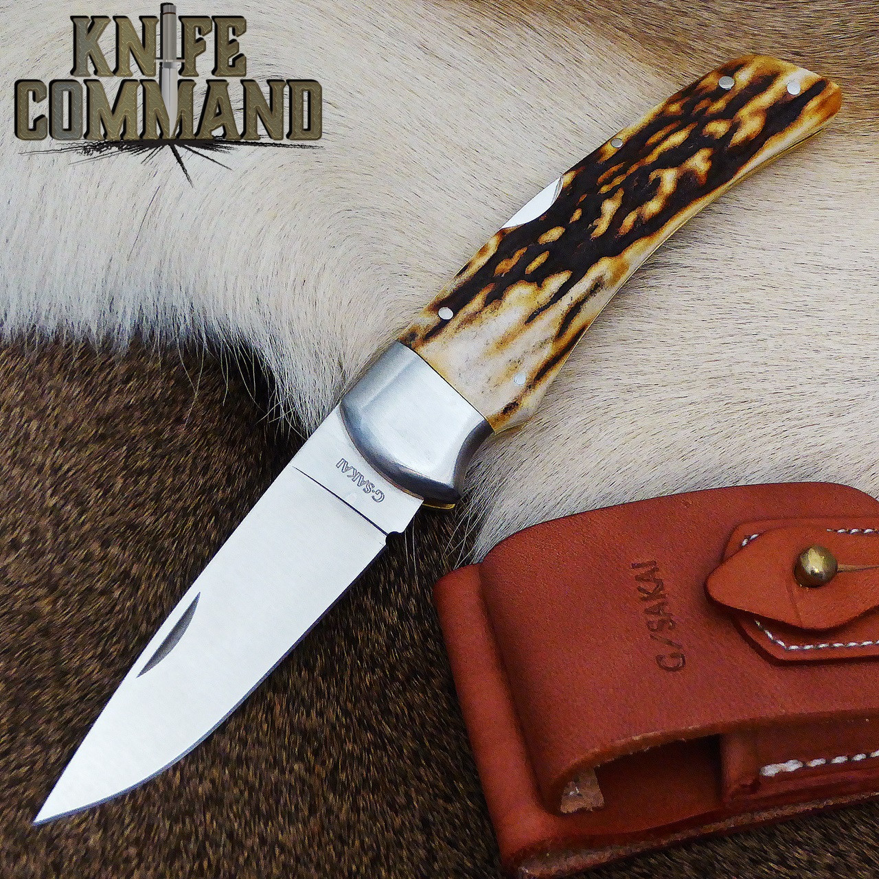 Large New Folding Hunter, 10404.