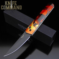 Boker Pro-Tech Burnley PROTOTYPE Frazetta Death Dealer Kwaiken Automatic Knife 06EX294
