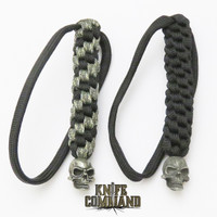 Schmuckatelli Pro Tech Knives Skull Knife Lanyard