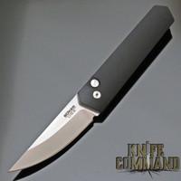 Boker Pro-Tech Burnley Kwaiken Compact Automatic Knife Stonewash 01BO254