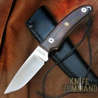 Klotzli Knives Rare Model 14 Hunter Desert Ironwood Fixed Blade Knife